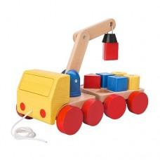 Caminhão Reboque com Blocos